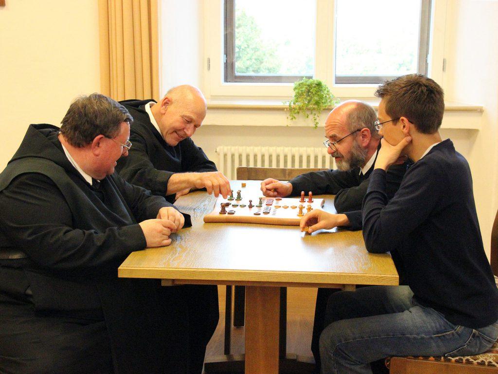 Plankstetten - Eine Woche im Kloster