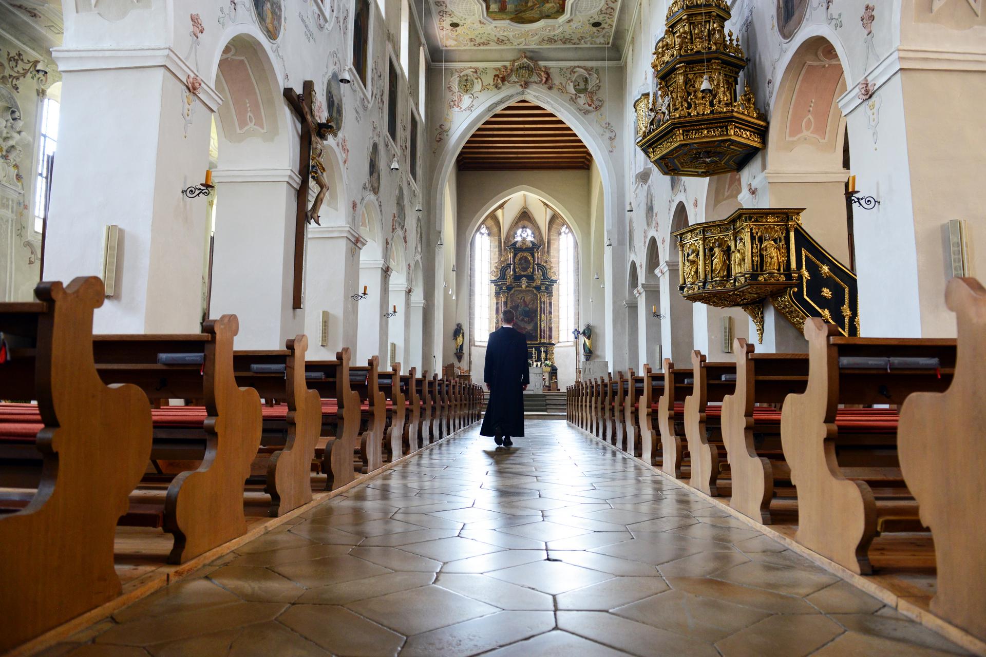 Titelbild Leben im Kloster